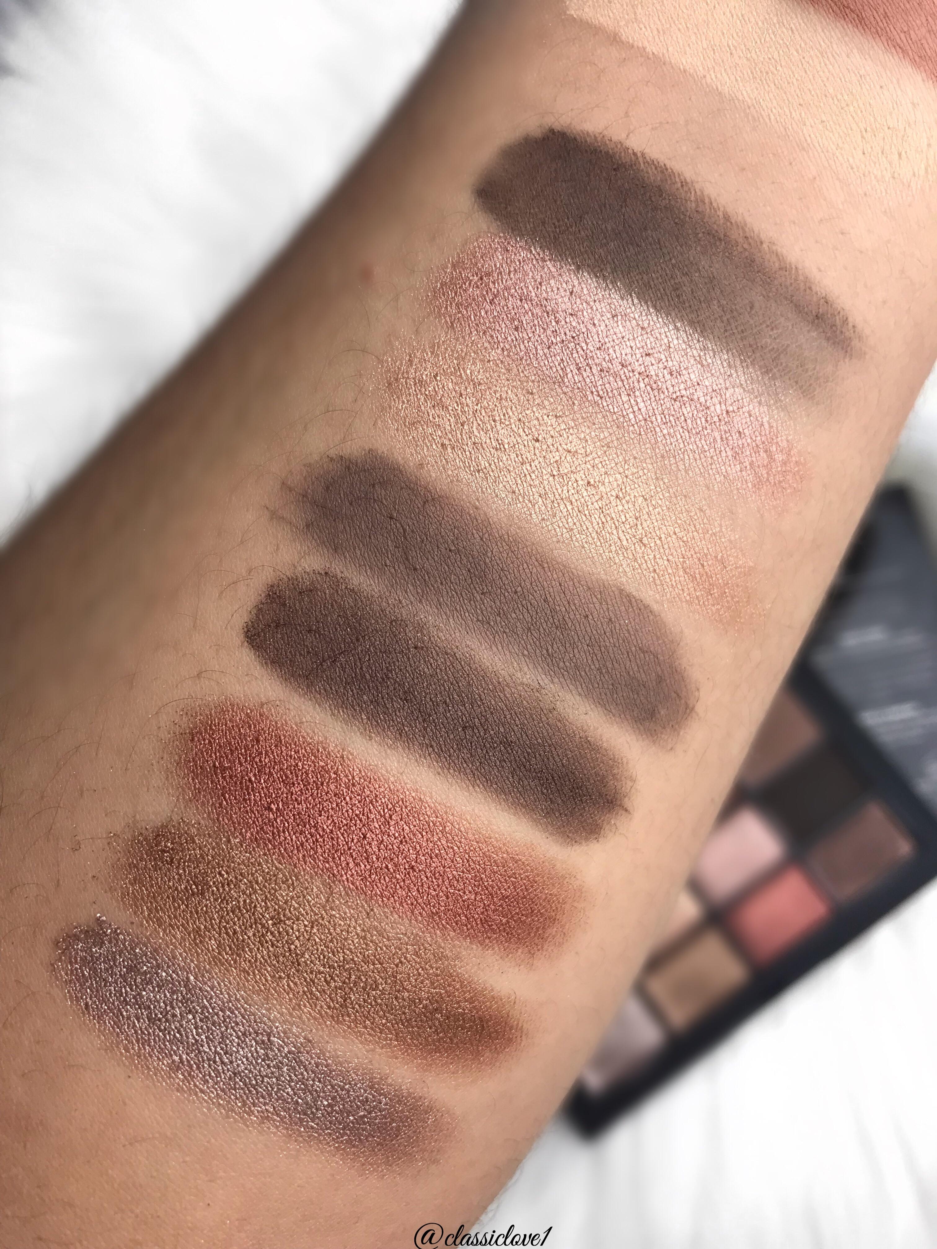 Review Nars Skin Deep Eyeshadow Palette My Makeup