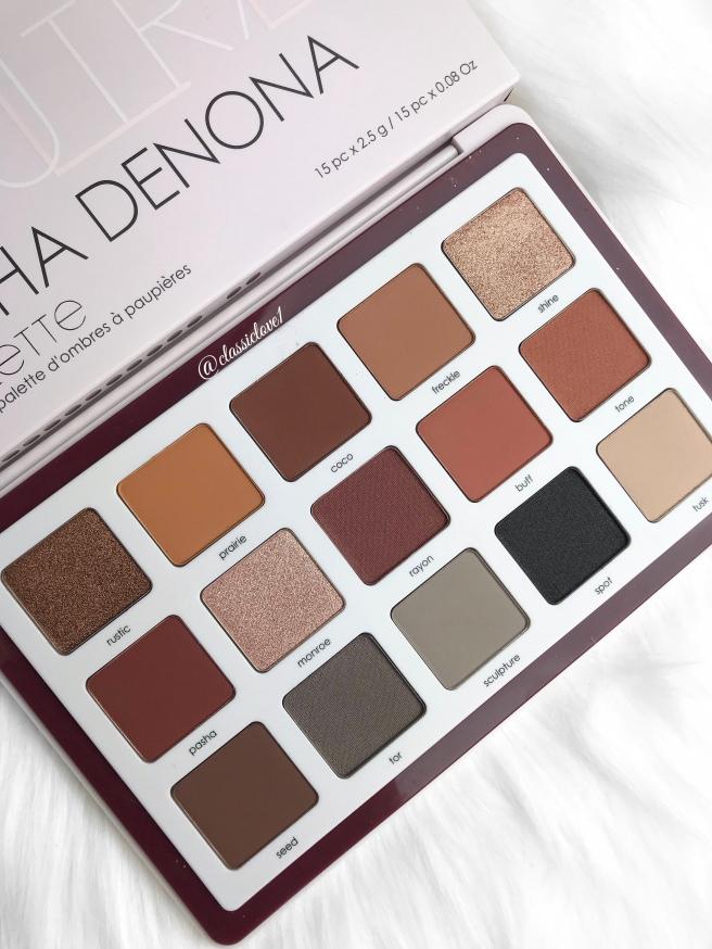 Biba All Neutral Eyeshadow Palette by Natasha Denona #6